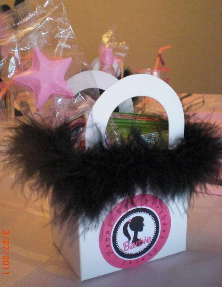 Barbie Makeup Birthday Party Ideas | Photo 10 of 21 | Catch My Party