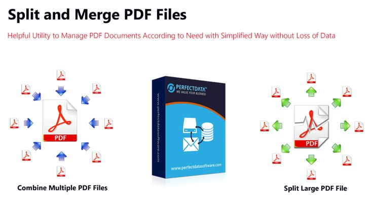#Split #PDF into #Multiple Files & #Merge PDF #Documents into #One