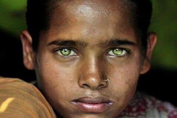 20 Fotos Impactantes De Personas Con Miradas Hermosas Fotos Impactantes Ojos Verdes Fotos
