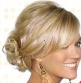 updo bangs---I MAY have already pinned this but I forget so just in case...