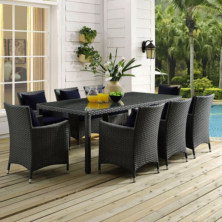 How to decorate a patio dining sets on sale near me that