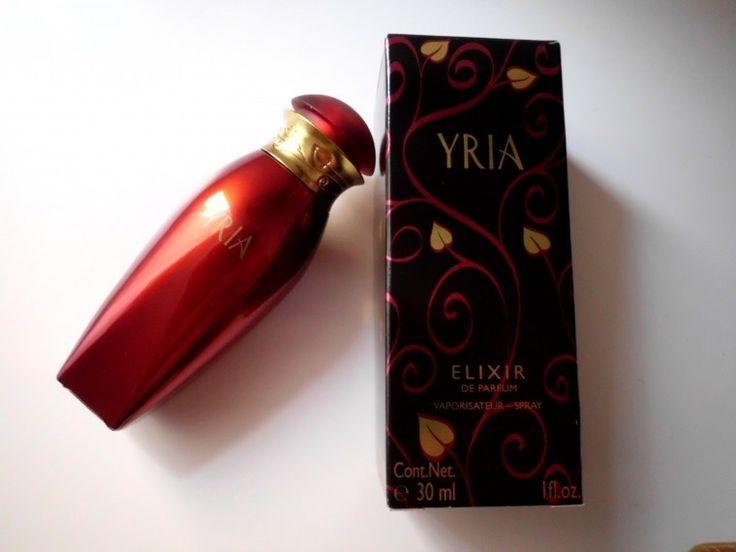 Yria Elixir de Parfum by Yves Rocher