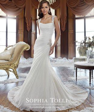 Sophia Tolli esküvői ruhák