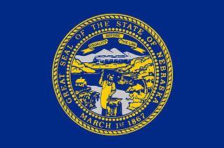 Official Nebraska state flag.
