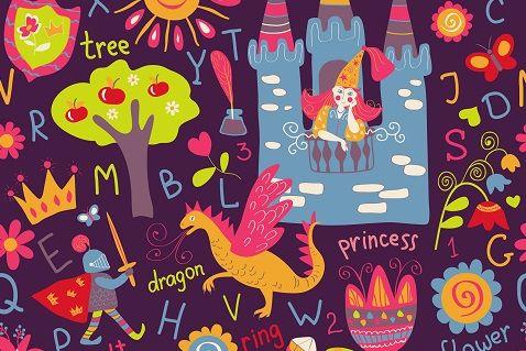 Освободить принцессу! (сказочный урок)