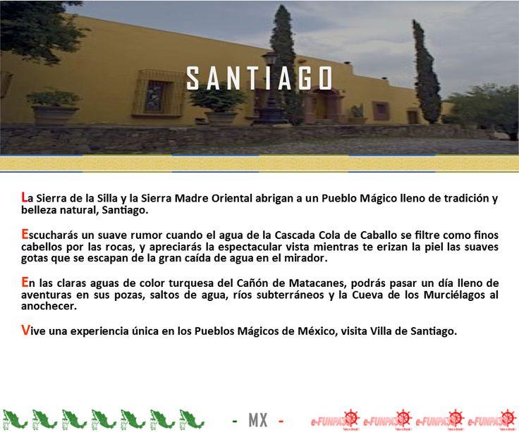 Santiago Info...
