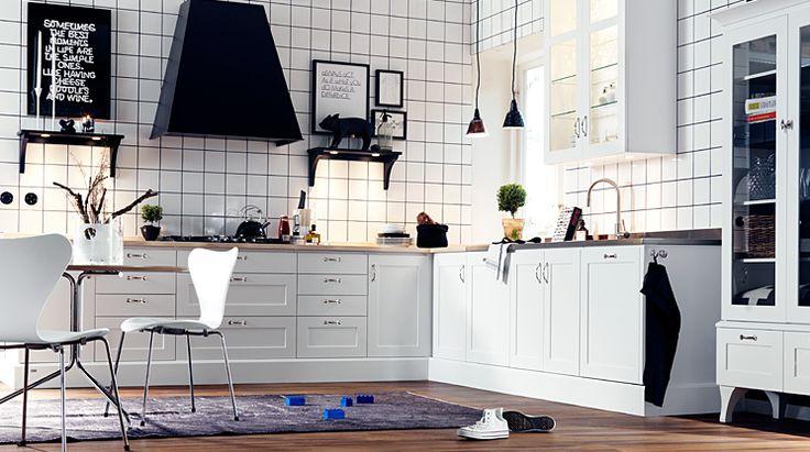 Grace är inspirerat av den nordiska klassicismen, internationellt kallad för The Swedish Grace. Det här köket är en hyllning till de tidlösa, enkla former som var typiska under denna korta men på många sätt stilbildande epok.  Se mer av Grace: http://www.tibrokok.se/vara-koksstilar/ovanligt-bra-koksstilar/grace
