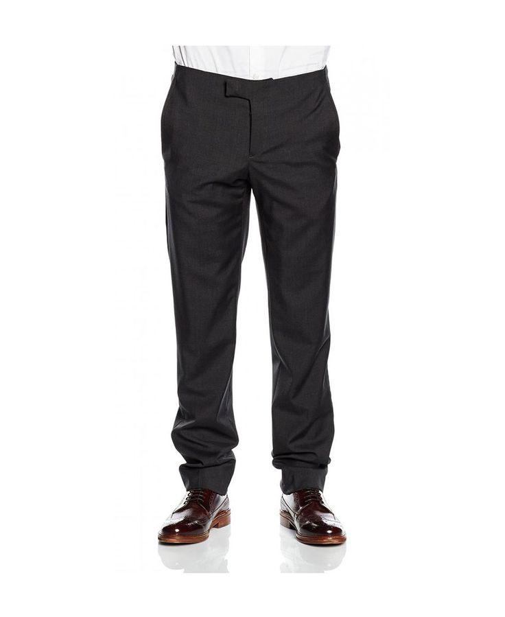 Mens trousers ARMANI COLLEZIONI 3021 Grigio - titalola.com