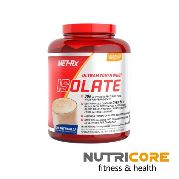 ULTRAMYOSYN WHEY ISOLATE | Nutricore | fitness & health