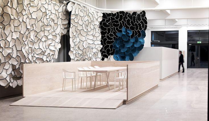 Galería de Showroom Kvadrat / Ronan y Erwan Bouroullec - 11