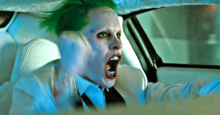 Jared Leto's Joker Brought 'Suicide Squad' Crew to a Dead Stop -- Director David Ayer says Jared Leto's creepy Joker performance mesmerized his film crew to the point where they stopped working. -- http://movieweb.com/suicide-squad-movie-crew-joker-jared-leto/