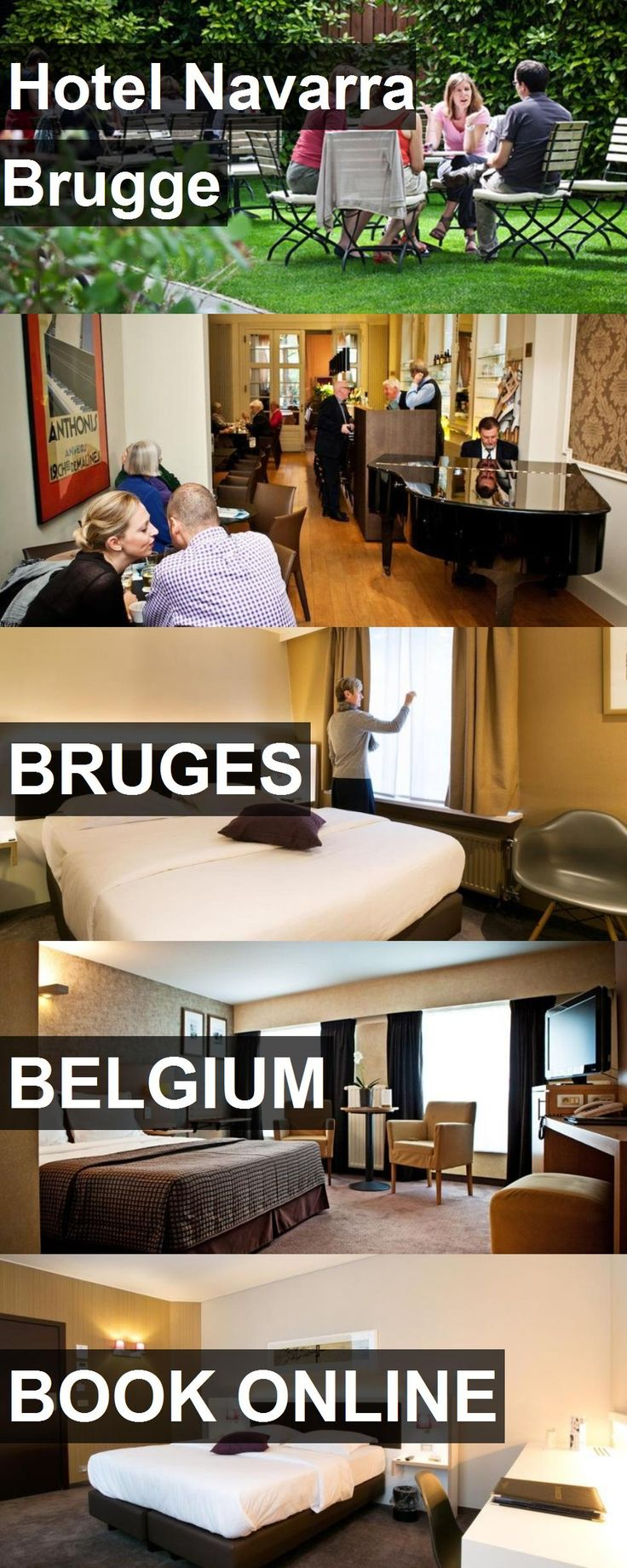 Hotel Hotel Navarra Brugge in Bruges, Belgium. For more information, photos, reviews and best prices please follow the link. #Belgium #Bruges #HotelNavarraBrugge #hotel #travel #vacation