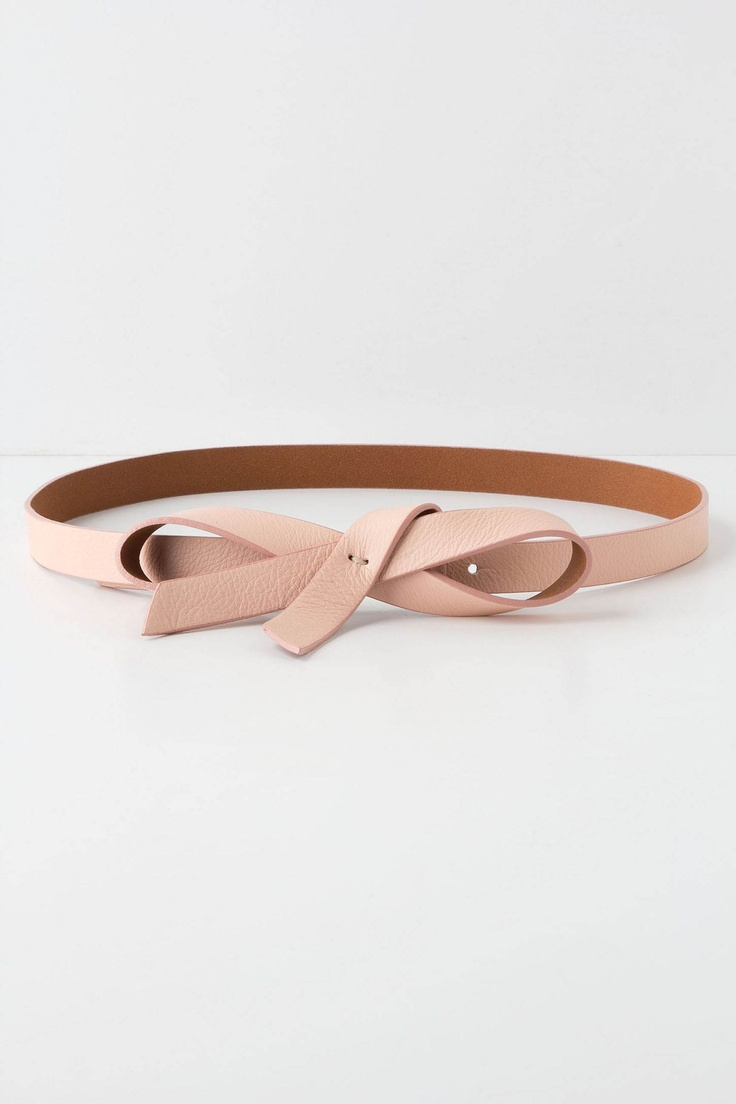#engagementparty Anthropologie Slouchy Bow Belt. $38. Bridal Shower Bow Belt. @Anthropologie .