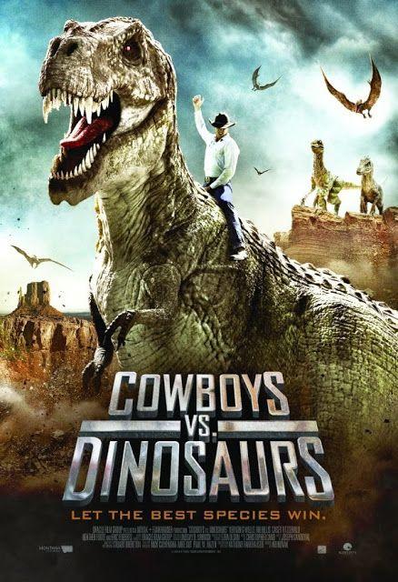 Download Full HD Movie Free: Cowboys Vs. Dinosaurs (2015)  Dinosaur movie, Dinosaur dvd