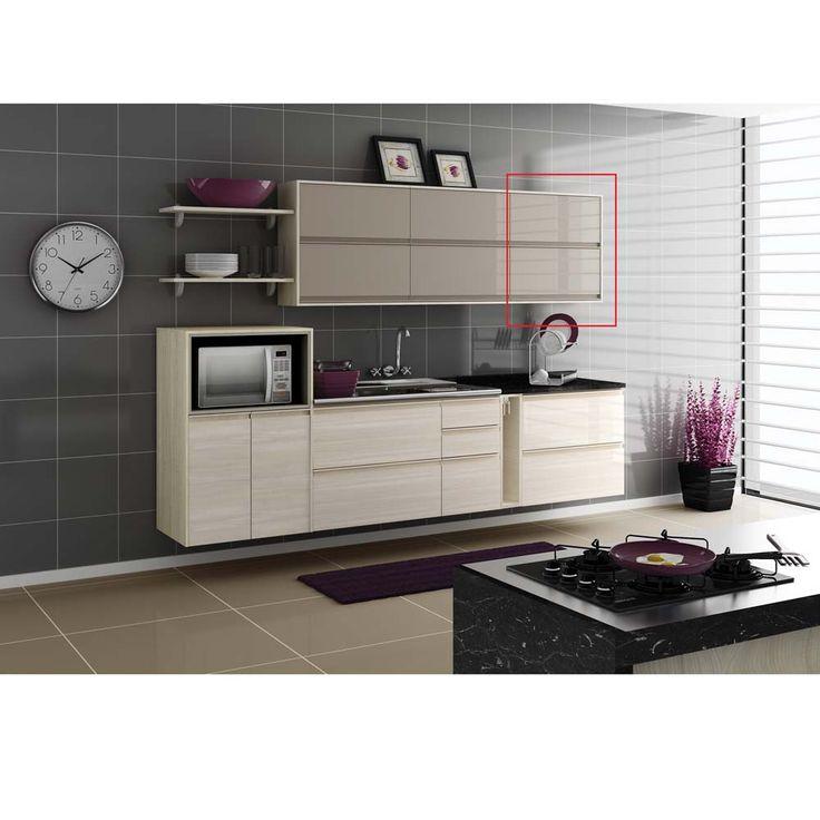 Armário Itatiaia Belíssima com 2 Portas IPH2-60  - Cozinha Modulada no Pontofrio.com