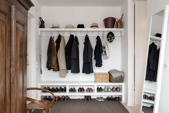 7 inredningstips för en snyggare hall | DIY Mormorsglamour