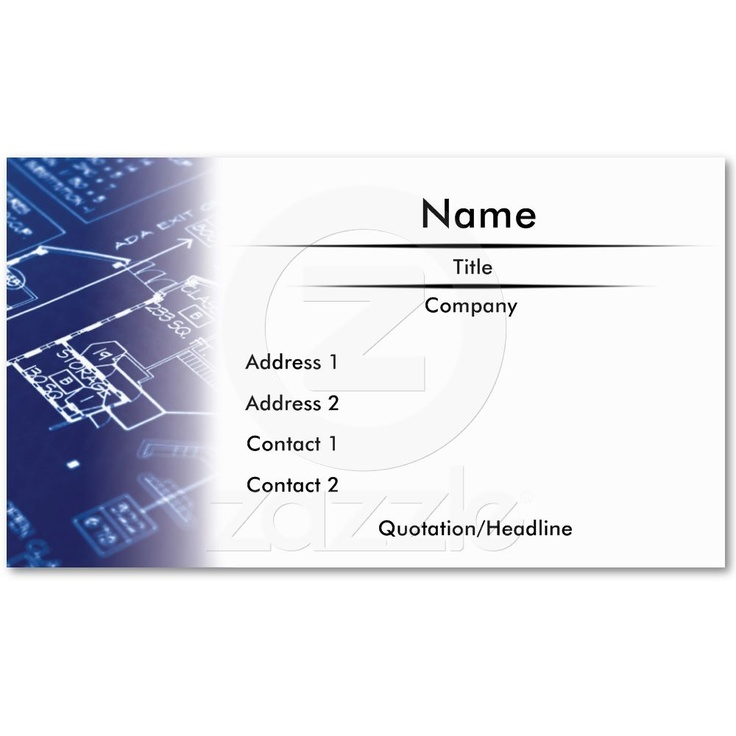 20 best business card ideas images on pinterest graphics blueprint business card malvernweather Images