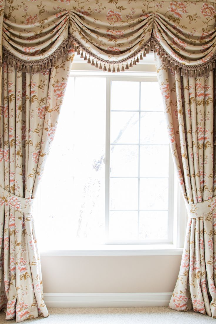 259 best window treatments swag valance curtain