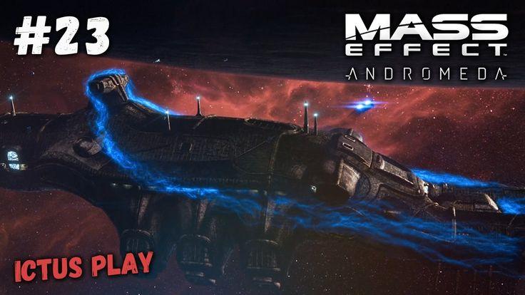 Прохождение Mass Effect Andromeda ► Миссия на лояльность: Лиам #23
