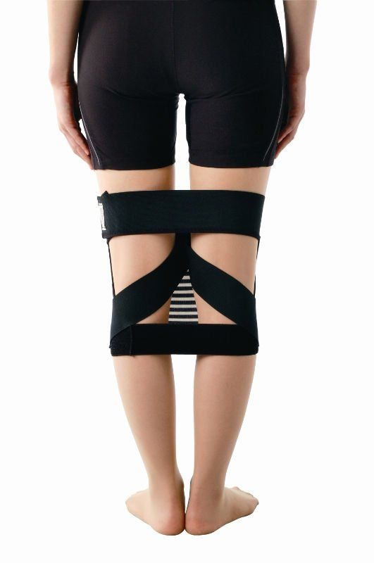 Bow Legs Correction - Bow Legged (Genu Varum) Correction Brace Plus Effective Program for Shaping Your Legs