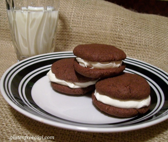 Gluten Free Oreos | Eat, Drink & Be Merry: Sweet Eats | Pinterest
