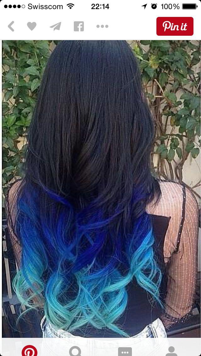 Mermaid Hair Trend Larisa Love