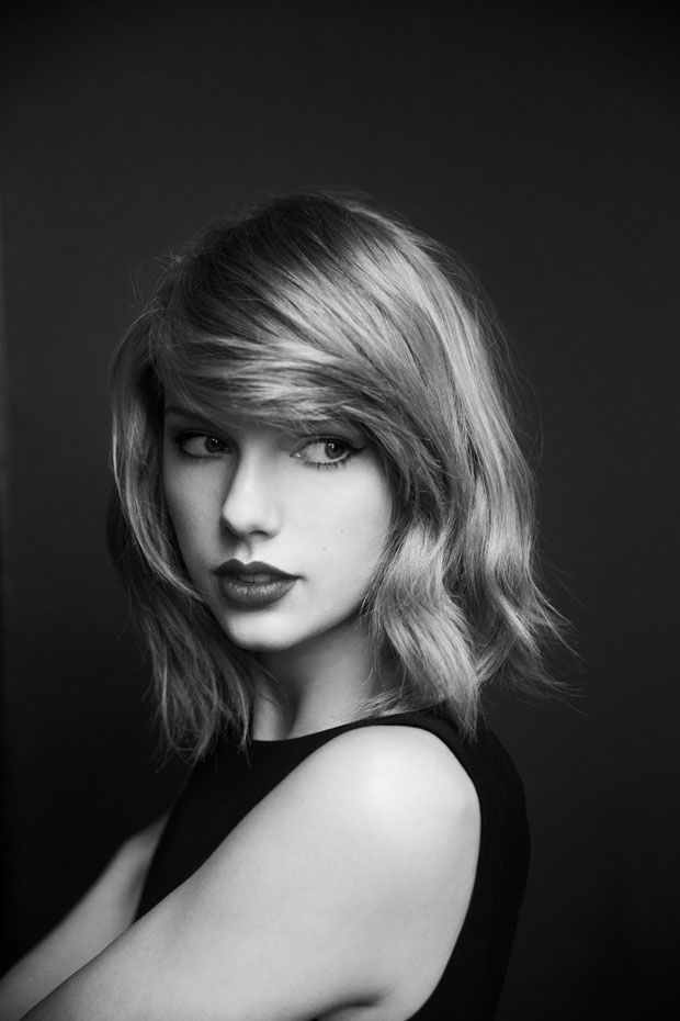 Taylor Swift – philanthropist, for giving grief a voice