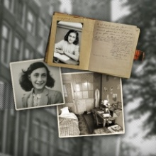 Anne Frank's hiding place | Picture Yourself Here - The ... |Anne Franks Hiding Place Diagram