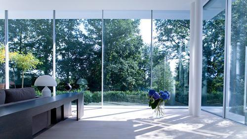 La transparencia en carpintería de aluminio, es distintivo del producto de Obbeo