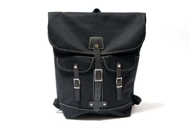 phillosophy bag  morrison backpack - black/black
