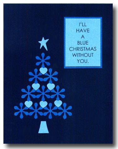 116 best Christmas Blue Christmas... images on Pinterest ...