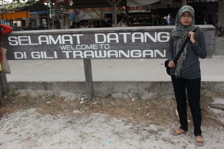 gili trawangan-lombok-nusa tenggara barat-indonesia