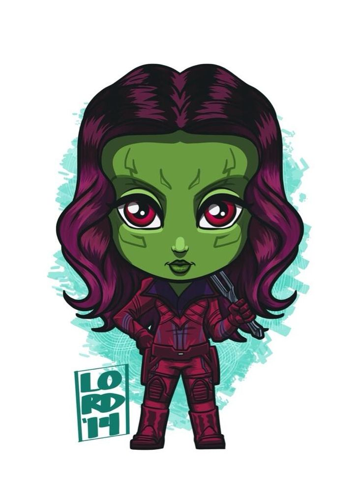 #GuardiansOfTheGalaxy! #Gamora looking forward to some major kickassery!! @zoesaldana #Marvel