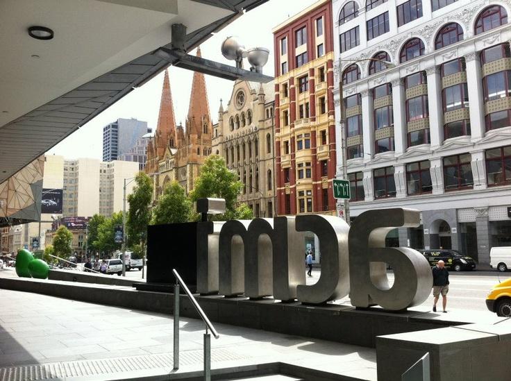 Melbourne, Australian Center of Moving Image