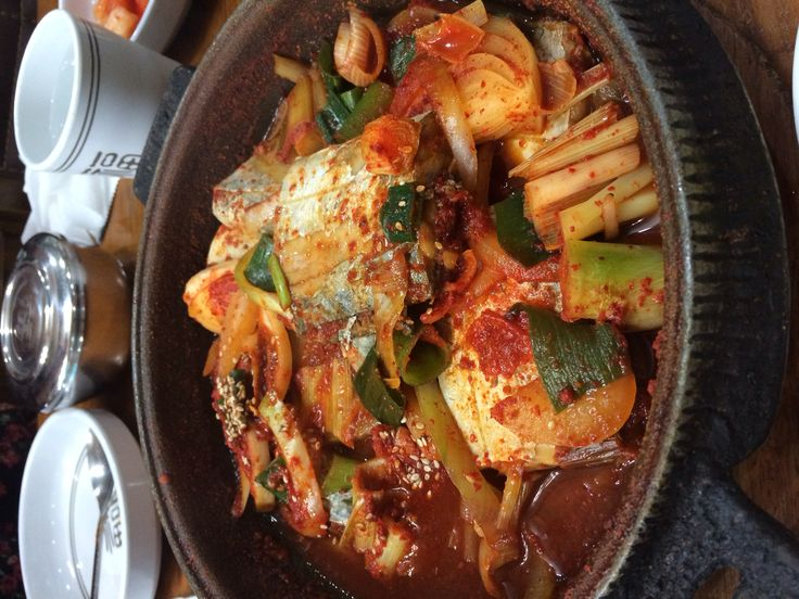 #갈치조림#제주도#Koreanfood#omni#먹터레스트