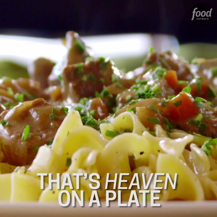 Ree puts her own spin on the ultimate comfort food - Beef Stroganoff!