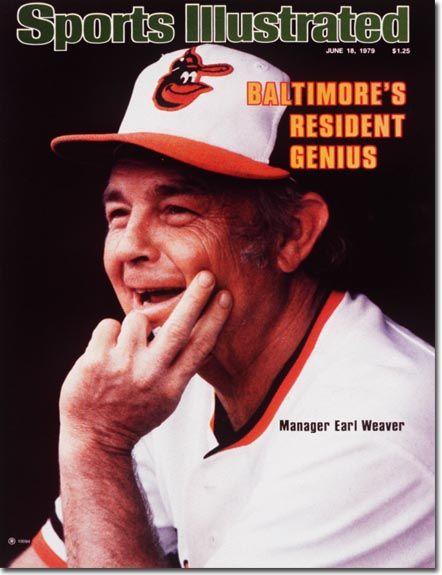 Earl Weaver, Baseball, Baltimore Orioles