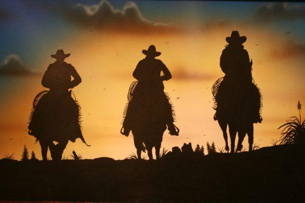 Hd Western Desktop Wallpaper Cowboy Poetry Cowboys Cowboy Art
