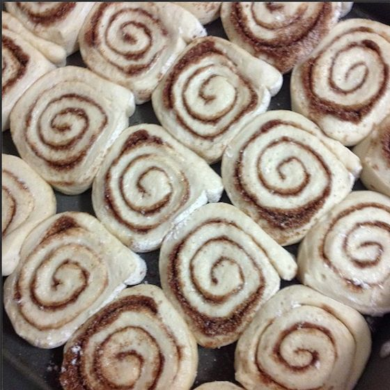 cinnabon bread machine recipe