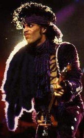 Prince & The Revolution Purple Rain Tour 1984-1985
