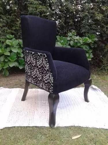 sillon de escritorio lectura mod aragon patas reina ana