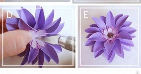 paper flowers | Paper Flowers | Pinterest | Flower, Paper Flowers and Paper