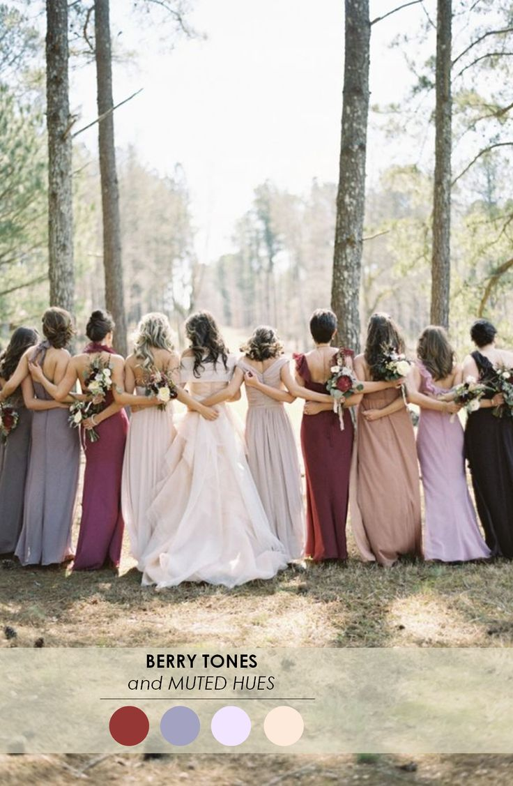 The Perfect Palette: 18 Fall Wedding Color Palettes - The Ultimate Guide