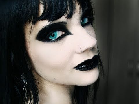 18 best Make up images on Pinterest | Make up, Makeup and Gothic ...