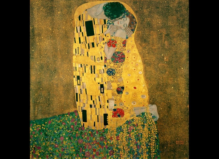 National Kissing Day: The 10 Best Kisses In Art ... Gustav Klimt (1862-1918) The Kiss