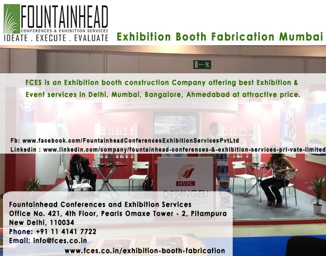 35 best Exhibition Booth Fabrication images on Pinterest