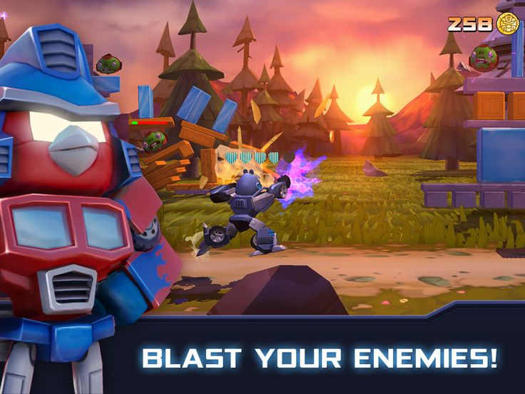 Angry Birds Transformers features: – Open a list of legends (and miscreants) with remarkable assaults and capacities! – Leave the slingshot at home – this time you have a few Genuine capability! – Gracious, yes! Auto, truck, tank or plane – change to evade falling dangers! – Get more grounded weapons and new capacities for each Transformer! – Obtain a companion's character to unleash a staggering two-bot attack! – Scan to unlock, restore or reboost your bots Download Angry Birds…