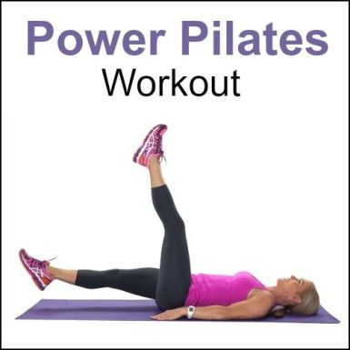 Take your Pilates to the next level right here! It's all about strengthening the core, tightening the tummy and keeping your back healthy.
