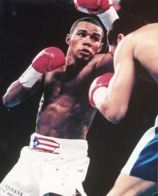 Name: Felix Trinidad Alias: Tito Birth Name: Felix Juan Trinidad Born: 1973-01-10 Birthplace: Cupey Alto, Puerto Rico Nationality: Puerto Rican won 42 (KO 35) + lost 3 (KO 1) + drawn 0 = 45 rounds boxed 238 KO% 77.78