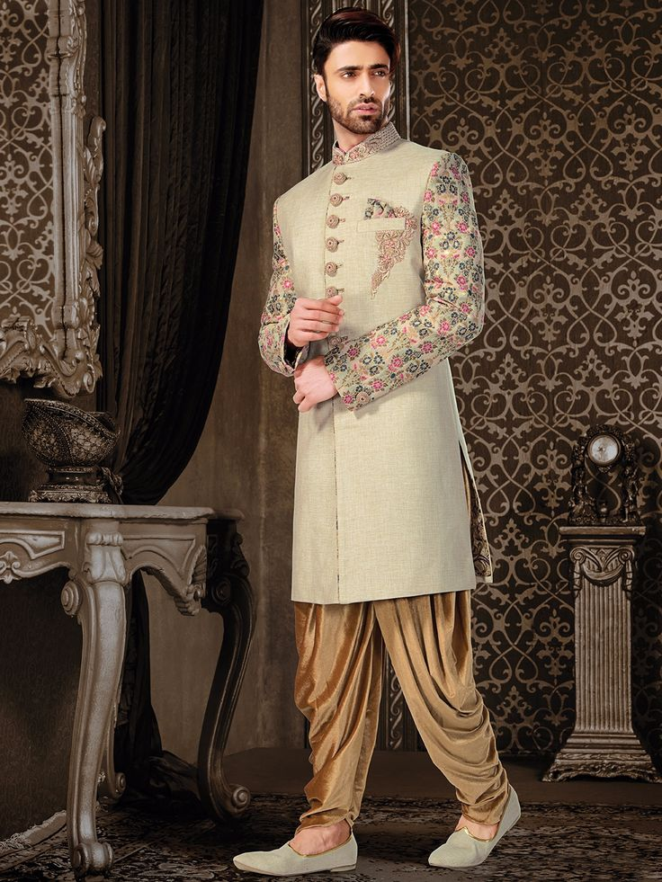 122 best images about men's wedding sherwani on pinterest
